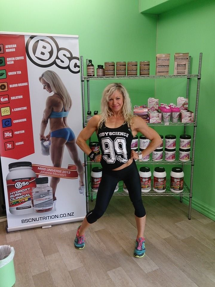 Bodyscience Launch at Bays Fitness