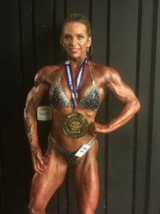 GOOD LUCK TRACEY!! Competing this week at the 2018 WFF Universe, Singapore
