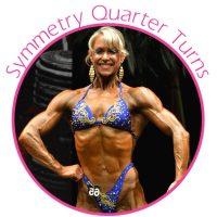 Johanna symmetry quarter turns