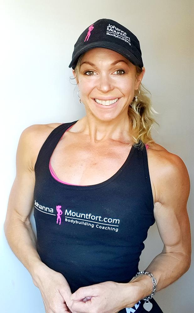 Johanna Mountfort