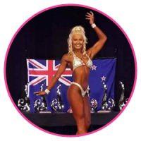 Britney Miss NZ shape